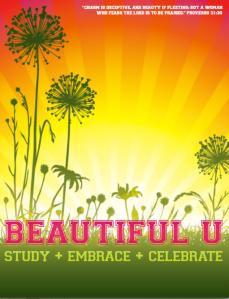 beautiful U cover page
